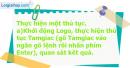 A. Hoạt động cơ bản - Bài 4 : Thủ tục trong Logo (tiếp theo)