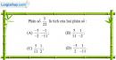 Phần câu hỏi bài 10 trang 45, 46 Vở bài tập toán 6 tập 2