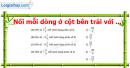Phần câu hỏi bài 13 trang 59, 60 Vở bài tập toán 6 tập 2
