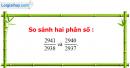 Đề kiểm tra 45 phút chương 3 phần Số học 6 - Đề số 2