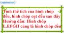 Bài 42 trang 143 Vở bài tập toán 8 tập 2