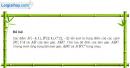 Bài 7 trang 27 sgk hình học lớp 10