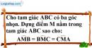 Bài 75 trang 114 SBT toán 9 tập 2