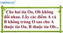Bài 3 trang 80 SBT toán 6 tập 2