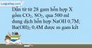 Bài 32.17 trang 72 SBT Hóa học 10