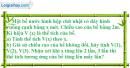 Bài 1.1 phần bài tập bổ sung trang 48 SBT toán 9 tập 2