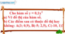 Bài 7 trang 48 SBT toán 9 tập 2