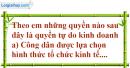 Bài 1, 2, 3, 4 trang 42