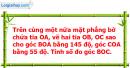 Bài 21 trang 107 Vở bài tập toán 6 tập 2