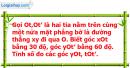 Bài 23 trang 108 Vở bài tập toán 6 tập 2