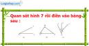 Bài 7 trang 98 Vở bài tập toán 6 tập 2