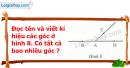Bài 8 trang 98 Vở bài tập toán 6 tập 2