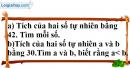 Bài 131 trang 50 sgk toán 6 tập 1