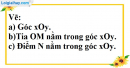 Bài 10 trang 83 SBT toán 6 tập 2