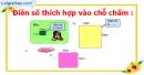 A. Hoạt động cơ bản - Bài 36 : Mét vuông