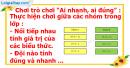A. Hoạt động cơ bản - Bài 45 : Chia một số cho một tích. Chia một tích cho một số