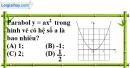 Bài 2.1 phần bài tập bổ sung trang 51 SBT toán 9 tập 2