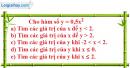 Bài 2.2 phần bài tập bổ sung trang 51 SBT toán 9 tập 2