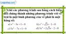 Bài 3.2 phần bài tập bổ sung trang 52 SBT toán 9 tập 2