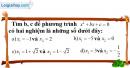 Bài 3.3 phần bài tập bổ sung trang 53 SBT toán 9 tập 2