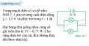 Bài 6 trang 58 SGK Vật lí 11
