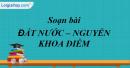 Soạn bài Đất nước - Nguyễn Khoa Điềm