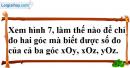 Bài 19 trang 87 SBT toán 6 tập 2