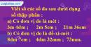 Bài 2 trang 44 sgk Toán 5