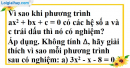 Bài 26 trang 54 SBT toán 9 tập 2