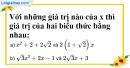 Bài 28 trang 55 SBT toán 9 tập 2