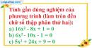 Bài 30 trang 56 SBT toán 9 tập 2