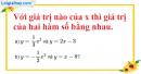 Bài 31 trang 56 SBT toán 9 tập 2