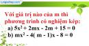 Bài 34 trang 56 SBT toán 9 tập 2
