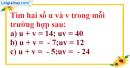Bài 41 trang 58 SBT toán 9 tập 2