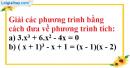 Bài 47 trang 59 SBT toán 9 tập 2