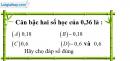 Bài 1 trang 193 SBT toán 9 tập 2