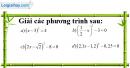 Bài 17 trang 52 SBT toán 9 tập 2