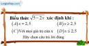 Bài 2 trang 193 SBT toán 9 tập 2