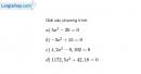 Bài 16 trang 52 SBT toán 9 tập 2