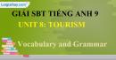 Vocabulary & Grammer - trang 12 - Unit 8 - SBT  tiếng Anh 9 mới