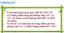 Bài 2.42 trang 82 SBT hình học 11