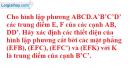 Bài 2.44 trang 82 SBT hình học 11