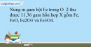 Bài 34.10 trang 78 SBT Hóa học 10