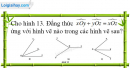 Phần câu hỏi bài 4 trang 104 Vở bài tập toán 6 tập 2