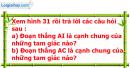 Bài 38 trang 119 Vở bài tập toán 6 tập 2