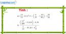 Bài 6 trang 129 Vở bài tập toán 6 tập 2