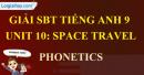 Phonetics - trang 32 - Unit 10 -  SBT  tiếng Anh 9 mới