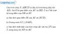 Bài 2.45 trang 83 SBT hình học 11