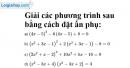Bài 50 trang 60 SBT toán 9 tập 2