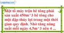 Bài 54 trang 61 SBT toán 9 tập 2